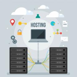 qué es hosting