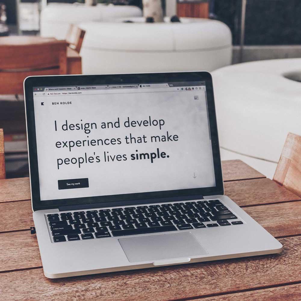 Tendencias diseño web 2020